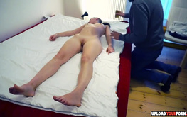 Worshiping Her Ass And A Blowjob
